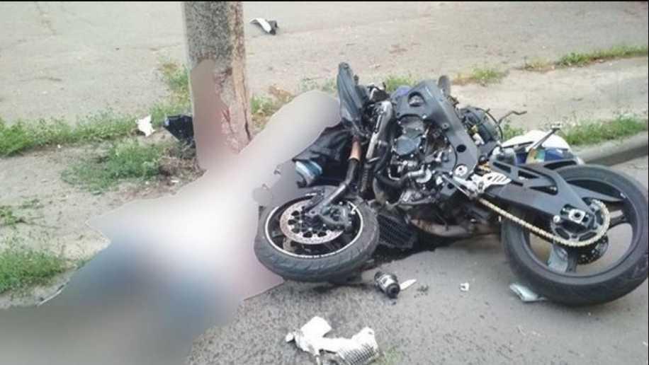 Смертельное ДТП с участием мотоциклистов в Харькове: водителя автомобиля арестовали