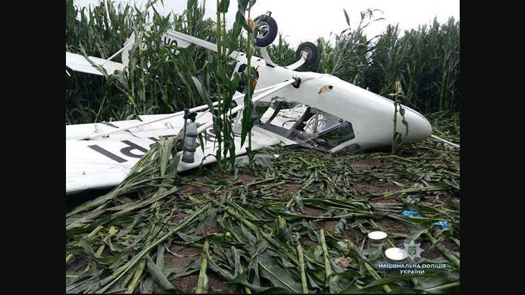 «Пилот погиб на месте»: В Сумской области произошла смертельная авария самолета