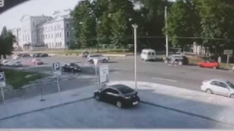 Его просто раздавило: смерть перспективного украинского спортсмена попала на видео