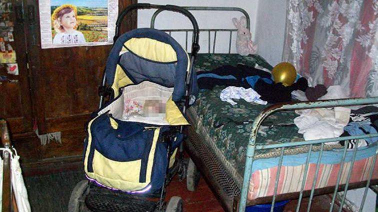«Не хотела есть»: Отец зверски забил насмерть свою 4-летнюю дочь