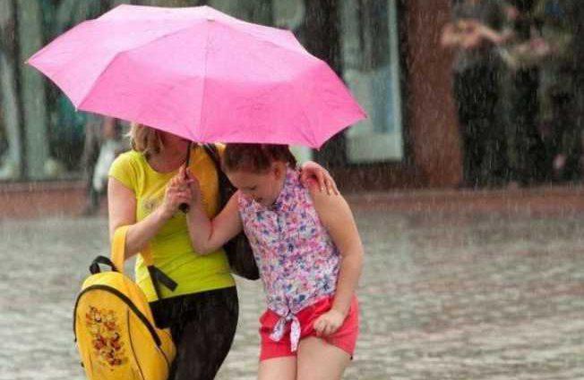 Какая погода ожидает украинцев в понедельник, 16 июля