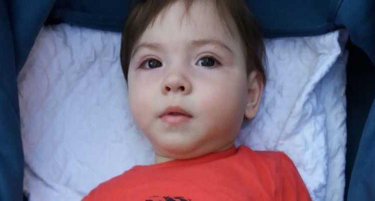 Чтобы быть полностью здоровой маленькая Вероничка нуждается в вашей помощи