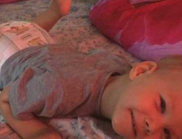 Семье мальчика не хватает средств: помогите маленькому Артему быть здоровым