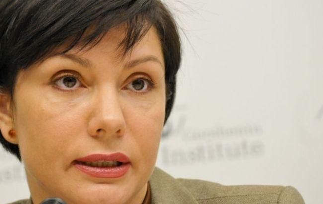 Экс-соратница Януковича Елена Бондаренко посягнула на независимость Украины