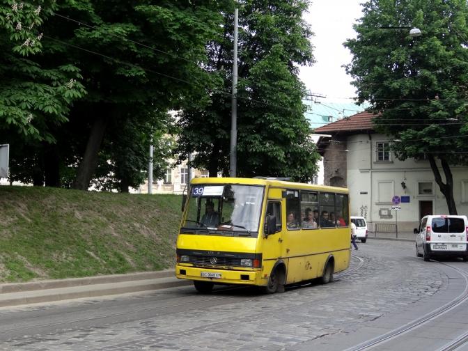 Во Львове водитель маршрутки выгнал из салона сироту