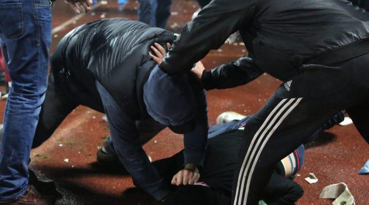 Жестокая драка: На Львовщине рецедивист хотел убить работника тюрьмы