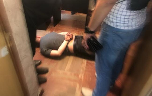 В Кропивницком майор полиции попался на взятке