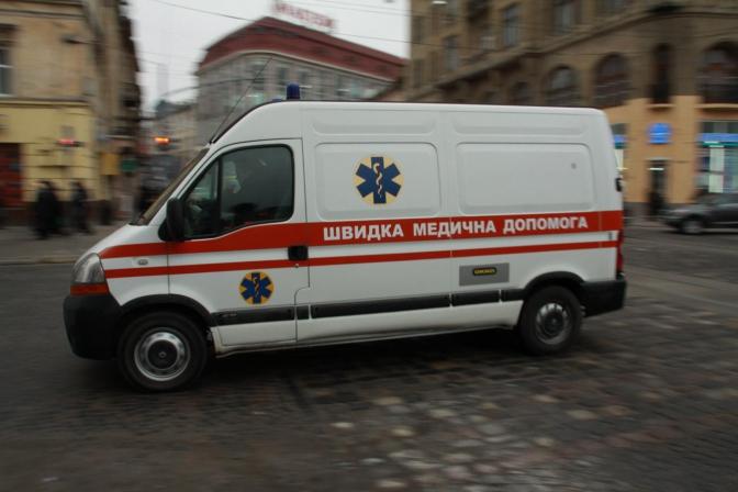 «Сам попросил запустить двигатель»: Во Львове фура раздавила своего водителя