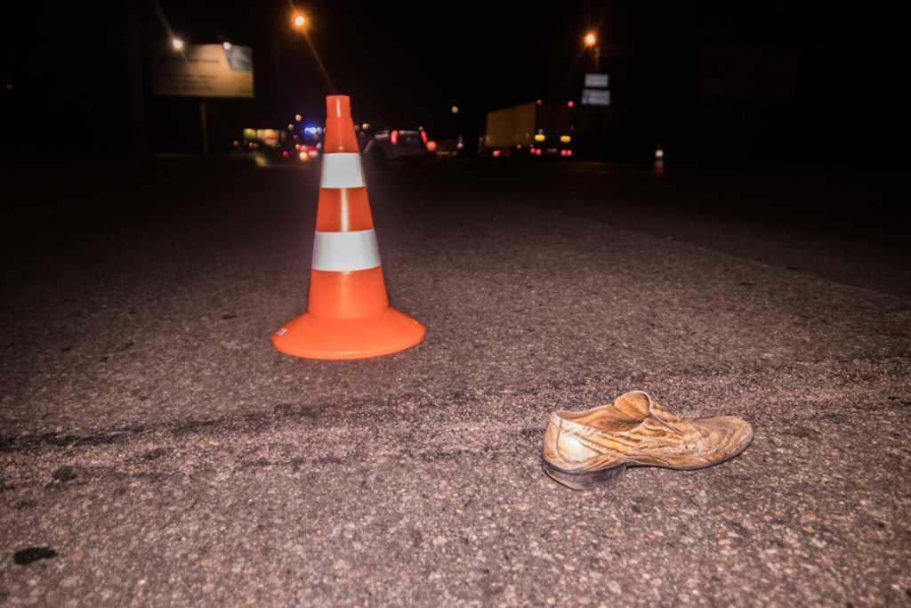 Протянул тело еще 50 метров: На Киевщине мужчина насмерть сбил пешехода на переходе