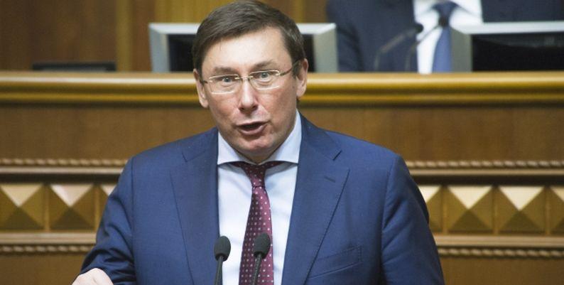 «Ответит перед законом и ему никто не поможет»: Луценко сделал громкое заявление о закрытии «дела Кернеса»