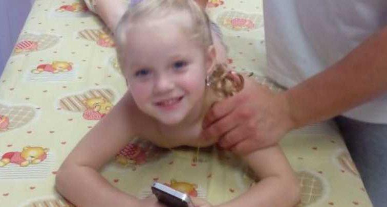 «Ребенку нужна дорогостоящая терапия» Помогите Миланке жить полноценной жизнью