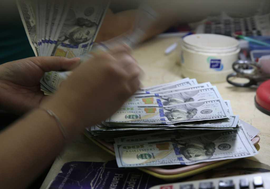 Впервые с начала месяца: В Украине резко изменился курс доллара