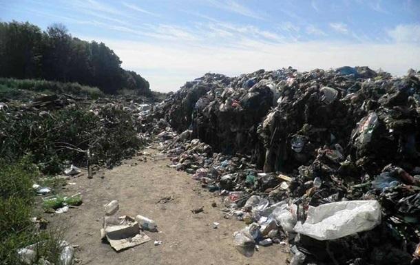 Накрыл страшный смрад: один из городов Украины утопает в мусоре