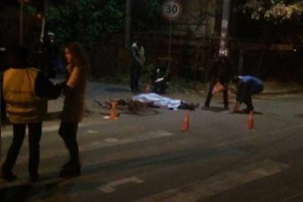 Сбил насмерть и скрылся: пьяный депутат на «евробляхах» совершил наезд на велосипедиста