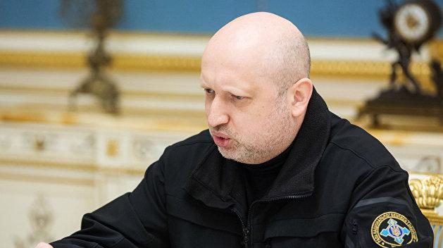 Турчинов сделал громкое заявление о наступлении России с нового направления