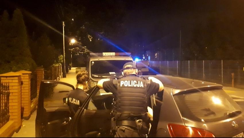 В Польше трое вооруженных мужчин напали на молодую пару из Украины