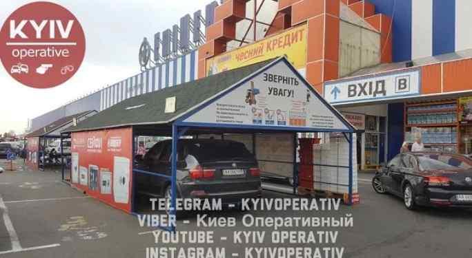 Украина поражена умением украинских судей парковаться