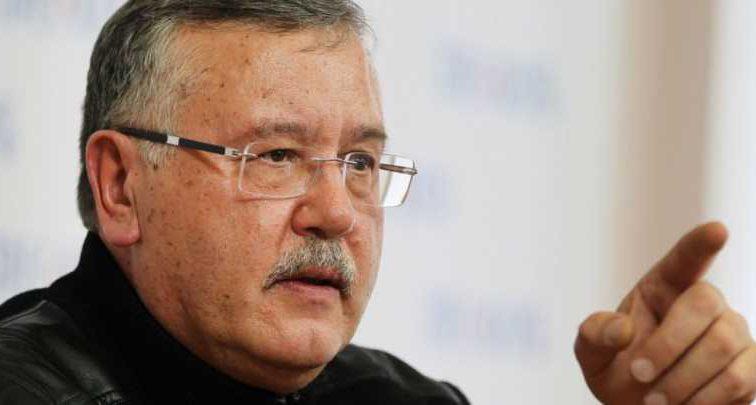 Гриценко резко высказался в адрес Тимошенко