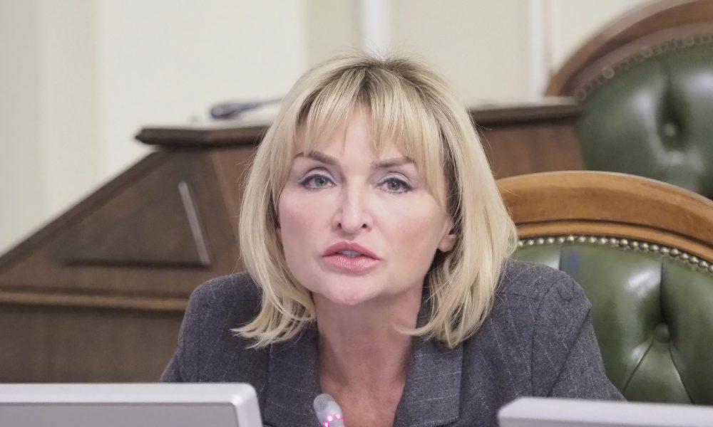 Президент это сделает лично! Ирина Луценко сделала новую громкое заявление