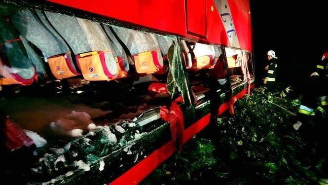 «Кричали спасите наших детей!». Украинцы рассказали детали жуткой ДТП с автобусом в Польше