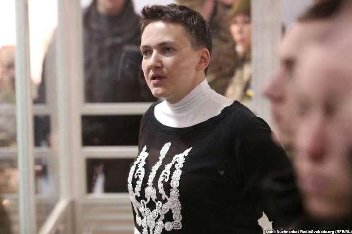 Адвокаты Савченко сделали неожиданную заявление