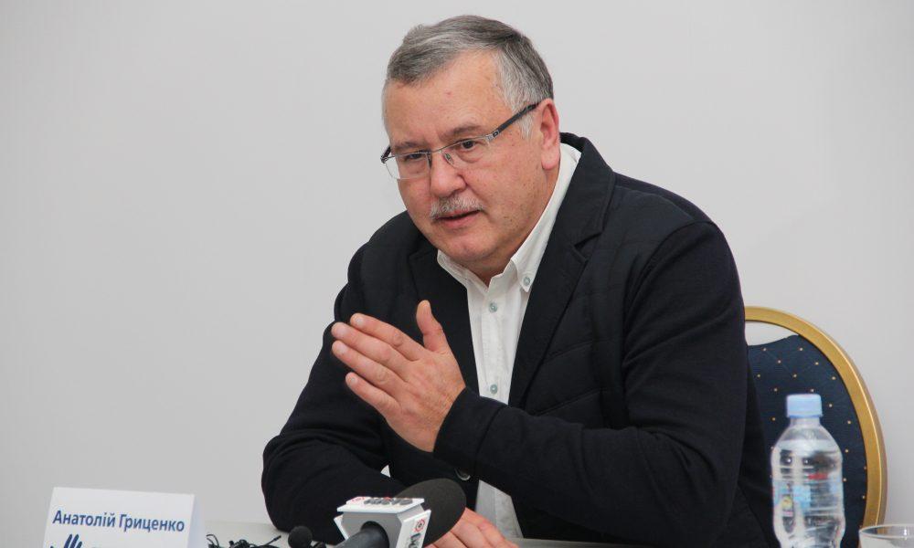«Ничего собой не представляет»: Глава Правого сектора жестко высказался о Гриценко