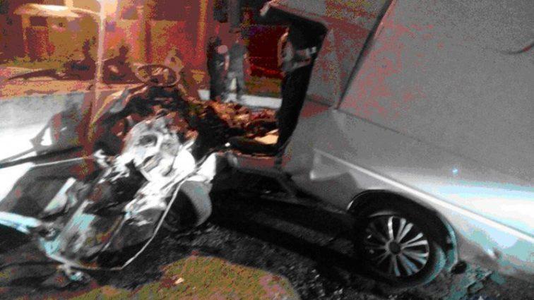 Ужасное ночное ДТП: Погибла женщина с мужем