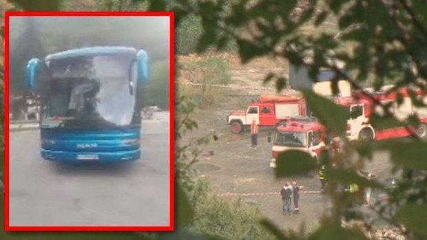 В Болгарии на большой скорости перевернулся автобус с туристами. Много жертв и пострадавших