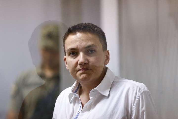 Неожиданно для самой: Савченко после нового решения суда сделала заявление