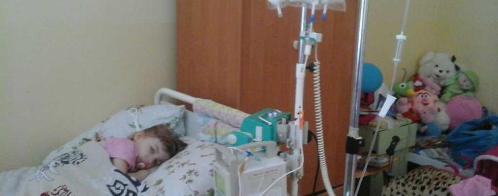 Страшный диагноз и дорогостоящее лечение: 3-летняя Ульянка нуждается в вашей помощи