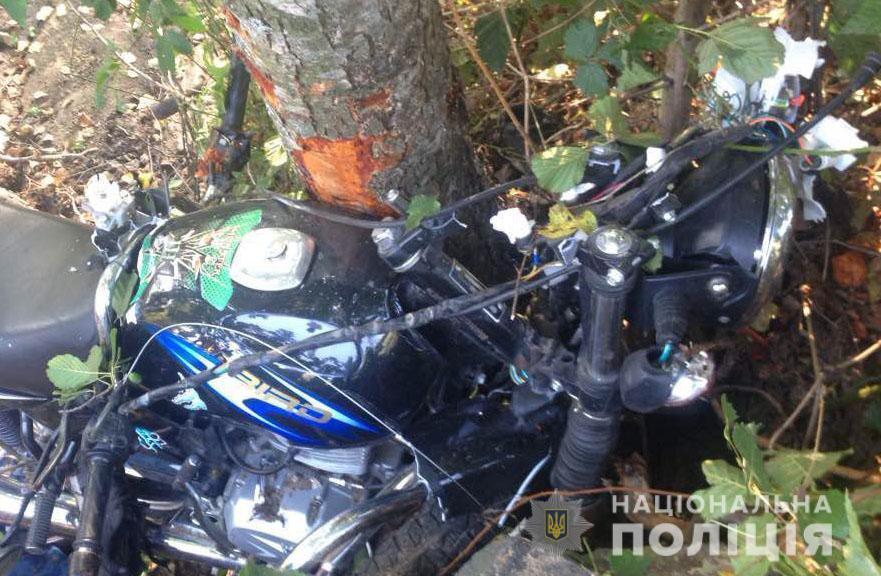 Смертельное ДТП на Ровенщине: Трое парней на бешеной скорости врезались в дерево