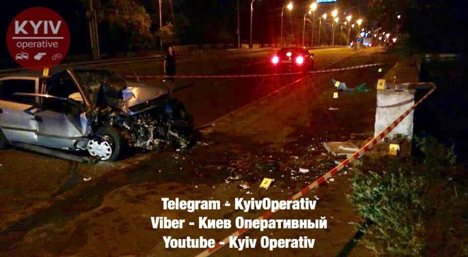 Поездка оказалась последней: в ночном ДТП трагически погибла пассажирка такси