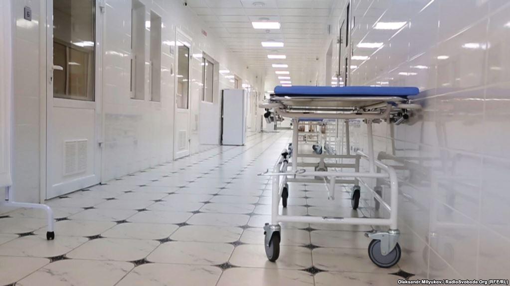 В течение недели опасное вирусное заболевание отправило на больничные койки полтысячи украинцев