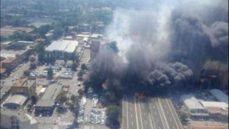 Число пострадавших превысило 100 человек: сообщили подробности взрывов на шоссе в Болонье
