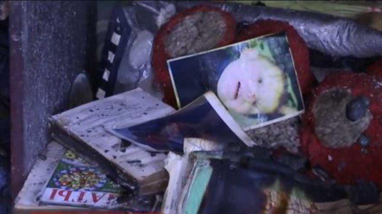 На пепелище нашли бездыханное тело ребенка: в пожаре погиб 3-летний мальчик