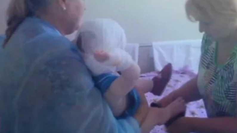 «Называли» досадным случаем «и хотели все замять» В Кропивницкому воспитательница ошпарила кипятком 1-летнего ребенка