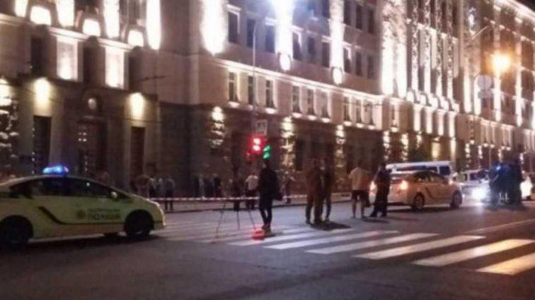 «Расстрелял в упор»: Свидетели рассказали подробности убийства полицейского в Харькове