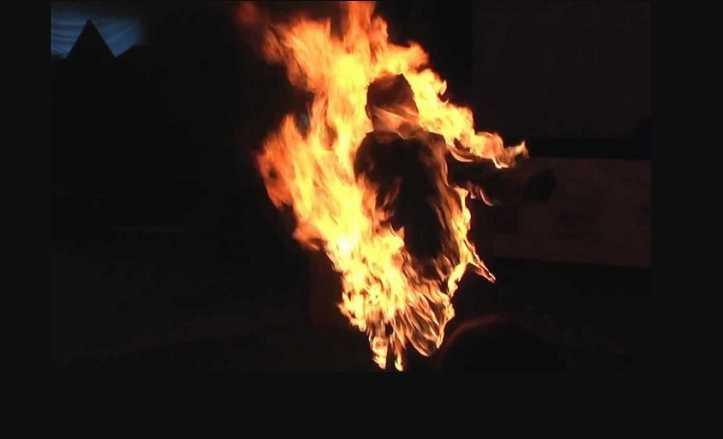 «Облилась соляркой и …»: Мать четырех детей совершила попытку самосожжения