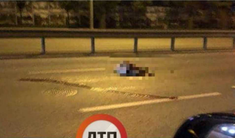 Ужасный инцидент на День Независимости: мужчину, который перебегал проспект Победы, разорвало