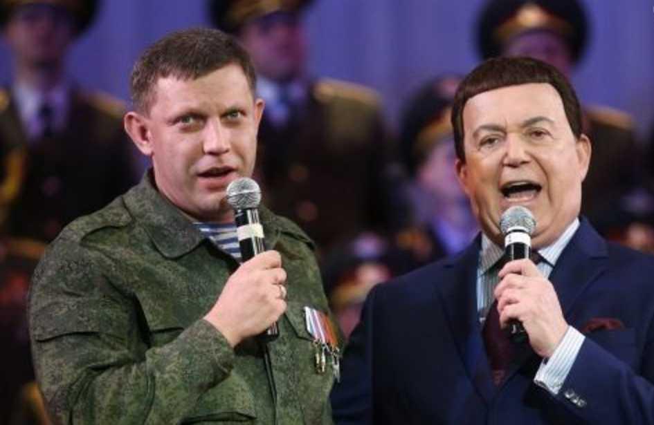 «К Кобзону в ад»: Весть о смерти Захарченко подняла на уши всю Сеть