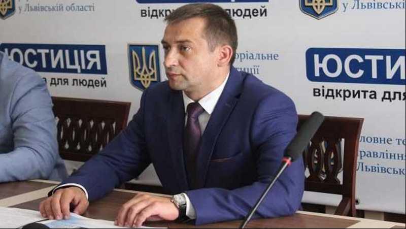 «Красиво жить не запретишь»: Председатель львовского управления юстиции купил за миллион элитную иномарку