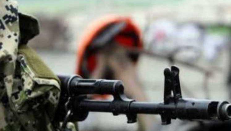 На Донбассе во время пьяной ссоры боевик зарезал своего товарища