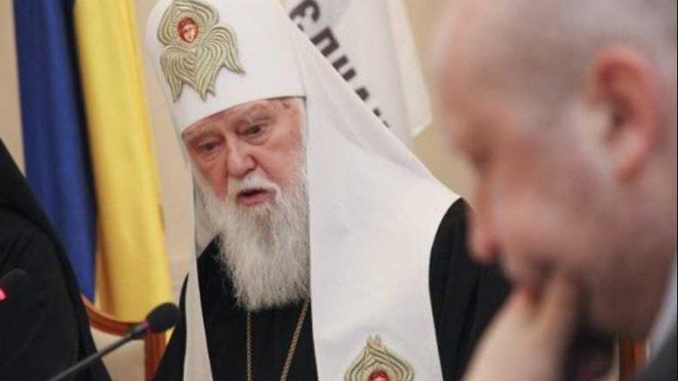 «Эта война способствует росту Киевского патриархата»: Филарет сделал громкое заявление