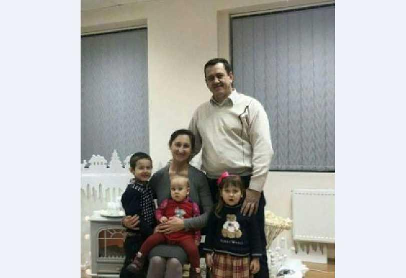 Дома его ждут трое малолетних детей: Сергею Наконечному нужна ваша помощь