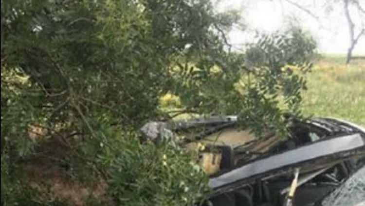 Смертельное ДТП на трассе «Одесса-Николаев»: грузовик практически раздавил легковушку