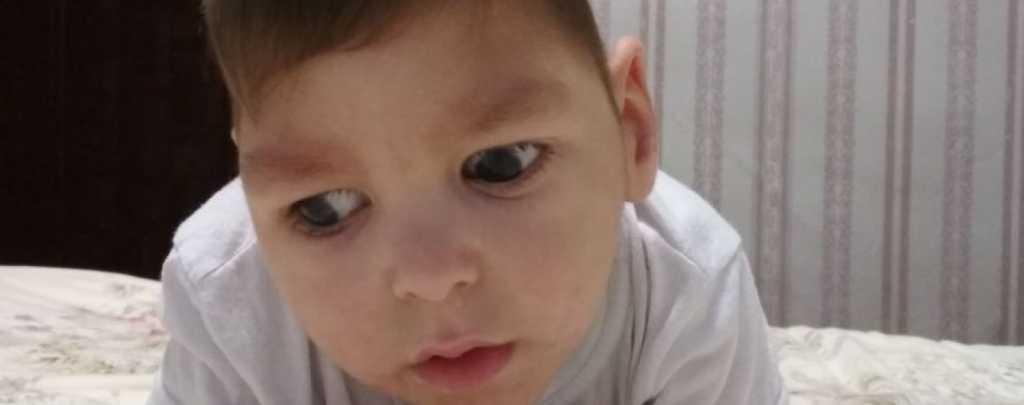 «Шансов на жизнь никто не давал, но …» Маленький Егор нуждается в вашей помощи