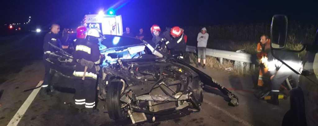 С авто остался один металлолом: На Одесской трассе в результате жуткой ДТП погибли иностранцы
