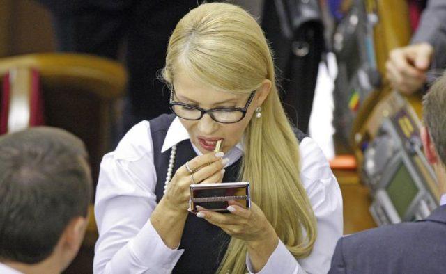 Общаемся на русском языке: прокол Тимошенко вызвал возмущение украинский