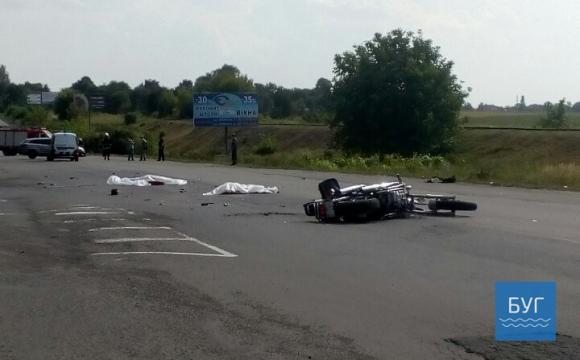 Смертельное ДТП на Сумщине: Мотоциклист на большой скорости сбил трех девушек