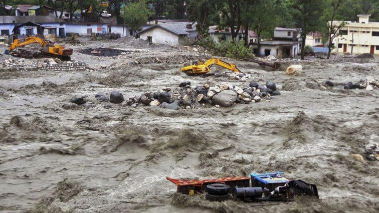 Крупнейшая катастрофа за 100 лет: из-за наводнений в Индии погибли 324 человека